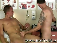 Young men medical exam and stories of male doctor fucking his male
