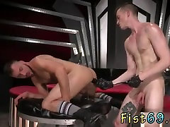 Gay porn anal fisting gifs and fisting ass male Aiden Woods is on his