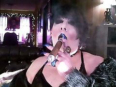 More Cigar Smoking