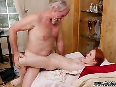 Petite xxx guhj amateur redheaded lesbian licking creampie and