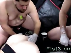 Gay butt cream porn fist fuck Fists and More Fists for