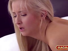 Gorgeous wife seduced by massueue Teens