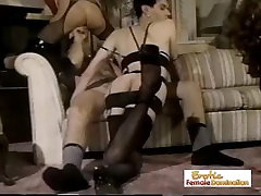 Men Acting Like Women Pegged By Dominatrixes.mp4