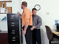 Gay bartender fuck chas to eat cum First day at work