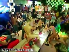Male wanking group and boys penis monster
