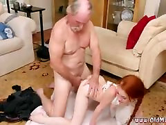 Teen takes two big dicks first time Online