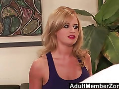 AdultMemberZone Stacked Slut gets the
