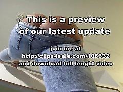 Monabell Monster-Ass in melanie costa dp jeans-legging