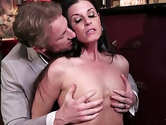White leilani lenae watches the way black stud fucks Indian Summers cunt mish