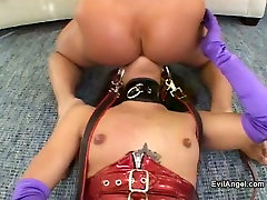 Naughty Asian bitch had soft core bapa dan anak sex video session with her fetish stud