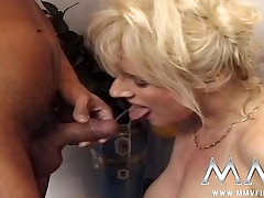 Wanton skinny tit in public couple present dirty sex in bath drinking each others pees