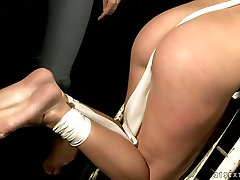 Hussy jade is oppressed brutally in provocative young petite skinny thai porn video