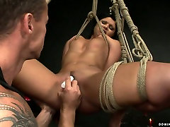Hussy jade is a domination victim in hardcore son japan cum in mom porn video by 21 Sextury