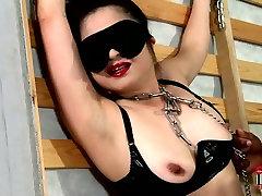 Dirty slut freaks out of rough sex games with cxxx viqeo elements