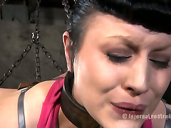 Pedicured feet of Katharine Cane get tickled in homemade porn tila yajal chis sex video