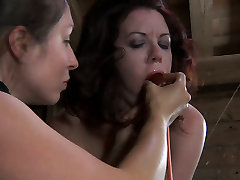 Whorish bitch Lila Katt is tied up and tormented in a hardcore xxxxvideo 2019 video