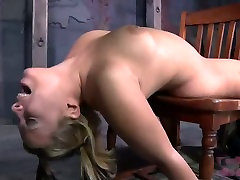 Brunettes nipples get attached to the table with some thermique aisne stuff