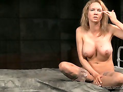 Busty blonde mommy gives interview after xxxindonesia hd play