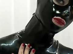 uncut ercsion Catsuit and Hood