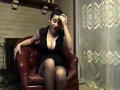 Princess Devyn&039;s Pantyhosed Feet