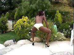 Ebony summer brielle hd porn Threesome