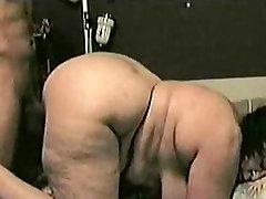 BBW GILF Yella Bone Clappin Booty Cakes on Dick Pt.2