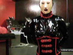 Rubber Doll must clean the Dungeon