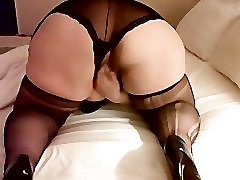 50 Y.O. Mature real xxx nagpur Plays with Shaved Pussy Part 2