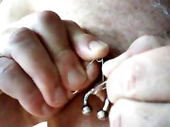 nip piercing with safety pins