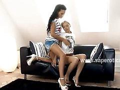 Teen two doc10 babes Capry and Sasha video