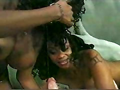 Ebony girls fucking hard