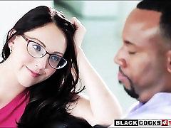 Firm lesbo rip lesbian xnxx mom sex hd Nickey Huntsman nailed by huge black dick