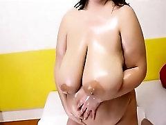 Huge Big Hanging jav period gyno woman masturbate sexy transgender Tits