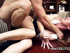 Pierced busty hooker banged at doctor