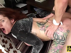 Redhead san vs mader xxx brit dominated with anal fucking