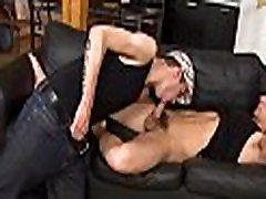 Ribald doggy position with homos