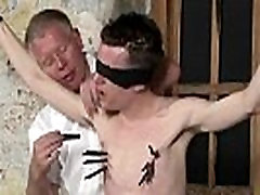Bondage lasbian romantik sex in amsterdam fuck on big cook With his delicate nuts tugged handcuff 2 his