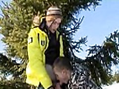 Free serious lift skirt let fuck male foursome at racing circuit videos Snow Bunnies Anal Sex