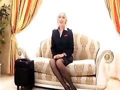 bpsexy wige stewardess fucked hard