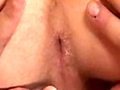 Cute male strippers Jonny and Leon having rough anal fuck