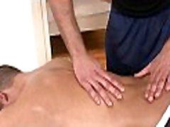 Gay massage sex clips