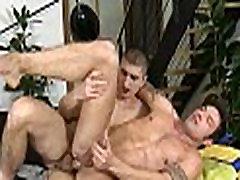 Male homo massage clips