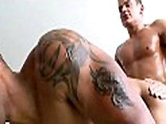 Gay stripped male massage