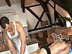 Gay exposed male massage