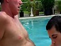 Male stripper sex Brett Anderson is one fortunate daddy, he&039s met up