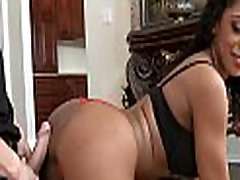 Nasty hot mom sexy in offis receives punished
