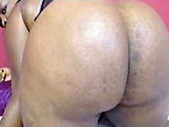 Ebony mischa brook squirting video on Cam Spreading and Winking Her Big Ass Booty