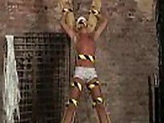 Emo chikubi 51 bondage rough sex Slave Boy Made To Squirt