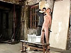 Straight twink with big cock gets gay blowjob Dominant and