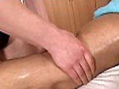 Homosexual bare massage video